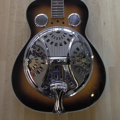 Ozark Resonator Guitar - Wooden Body for sale