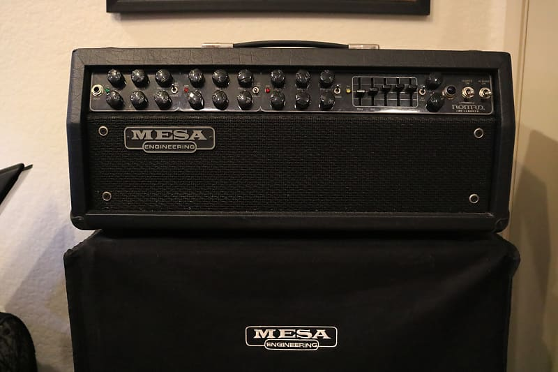 Mesa Nomad 100 w/ 2 1x12 cabs | Harry's | Reverb