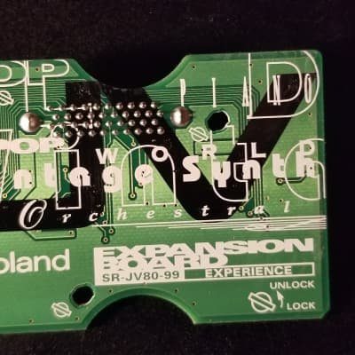 Roland SR-JV80-99 Vintage Synth Expansion Board