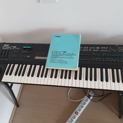 Yamaha TX816 with 3 TF1 Modules 1985 Satin Black Metal — that   Reverb
