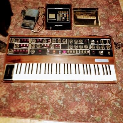 Sequential Circuits Prophet 5 1981 Walnut.