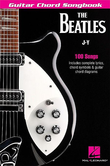 The Beatles Guitar Chord Songbook