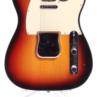 2007 Fender Custom Telecaster American Vintage '62 Reissue sunburst for sale