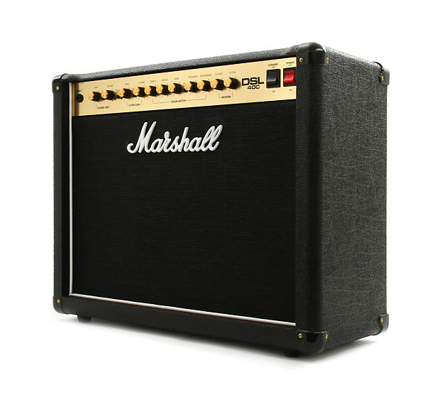 Marshall Dsl40cr 40w 1x12 Valve Combo W Reverb Manual Guide