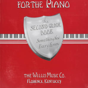 Willis Music John Thompson's Modern Course for the Piano - Second Grade (Book Only): Second Grade