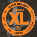 D'Addario ENR72 Half Round Long Scale Medium Bass Strings 50-105