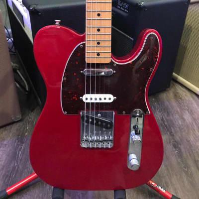 79c2374adff See Similar Electric Guitars. (7921) Fender Nashville Telecaster 2000 MiM  w/ Case