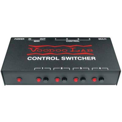 Voodoo Lab CX Commander MIDI Amplifier Function Switcher Pedal