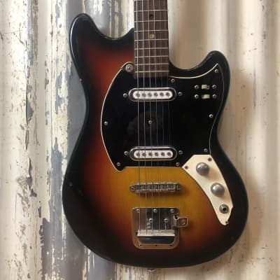 Marlin 1970s Japanese Student Guitar for sale