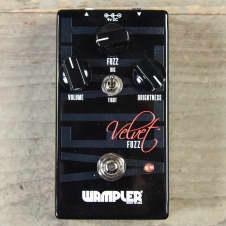 Wampler Velvet Fuzz v2 USED