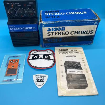 Arion SCH-Z Stereo Chorus w/Original Box | Vintage 1980s | Fast Shipping!