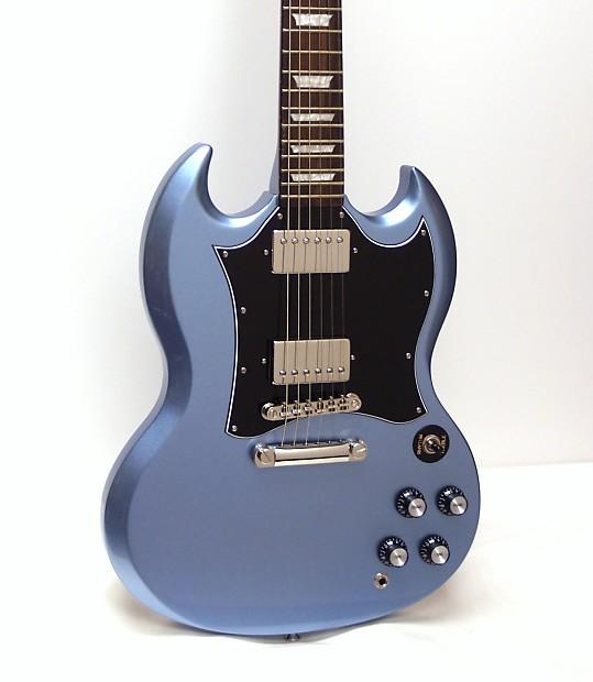 epiphone 1966 g 400 pro sg limited edition electric guitar reverb. Black Bedroom Furniture Sets. Home Design Ideas