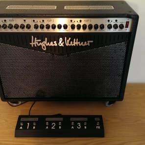 "Hughes & Kettner TriAmp 6-Channel 100-Watt 2x12"" Guitar Combo"
