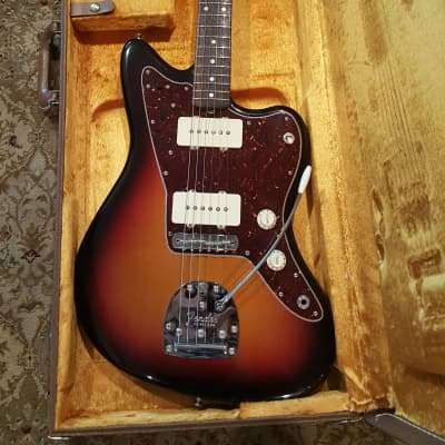2008 Fender American Vintage AVRI '62 Jazzmaster Sunburst for sale