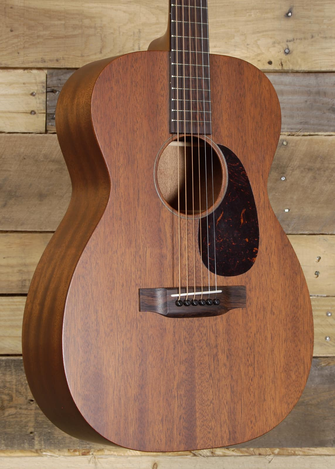 Martin series m acoustic guitar mahogany wood reverb