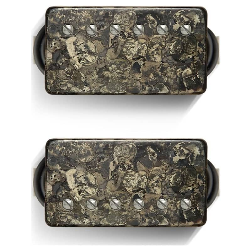 bare knuckle pickups nailbomb humbucker set camo alnico v reverb. Black Bedroom Furniture Sets. Home Design Ideas