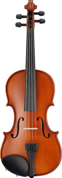 Yamaha v3ska 4 4 student violin outfit alamo music for Violin yamaha 4 4