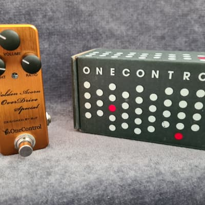 One Control Golden Acorn Overdrive for sale