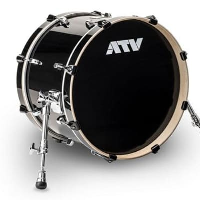 """ATV aDrums Artist - Kick Drum - 18"""" (Used/Mint)"""