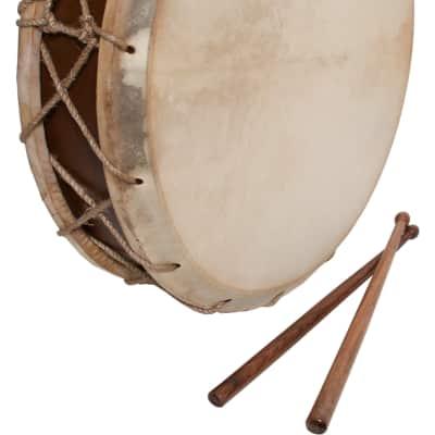EMS TB14 Tabor 14-Inch Drum w/Sticks