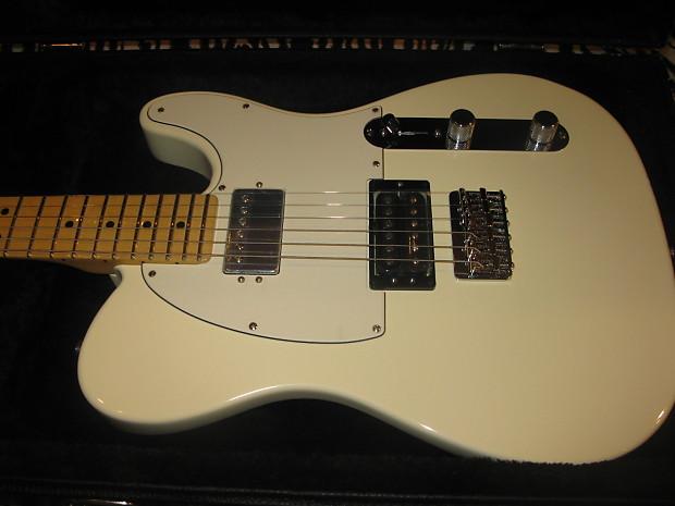 fender american standard telecaster hh electric guitar reverb. Black Bedroom Furniture Sets. Home Design Ideas