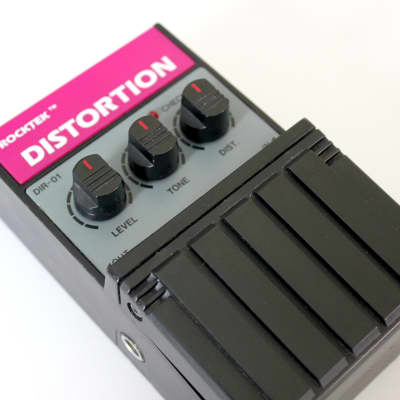 Vintage Rocktek Distortion  DIR-01 1990s Black/Pink for sale