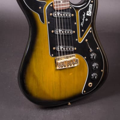 Burns  Marquee Guitar w/ Case | GS1047 for sale
