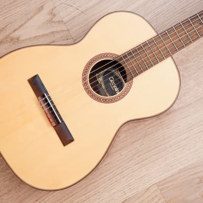 1978 Giannini AWN-61 Vintage Nylon String Classical Guitar, Spruce & Rosewood for sale