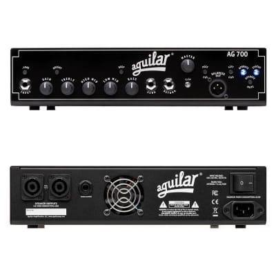 Aguilar AG 700 Super Light Bass Amplifier Head 700 Watts