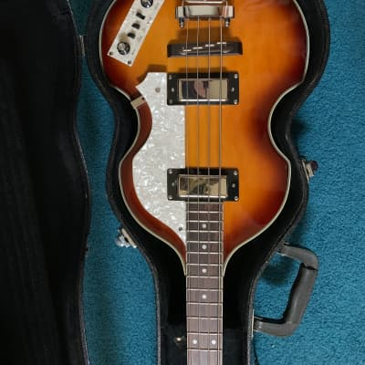 Jay Turser JTB-2B 2001 Sunburst for sale