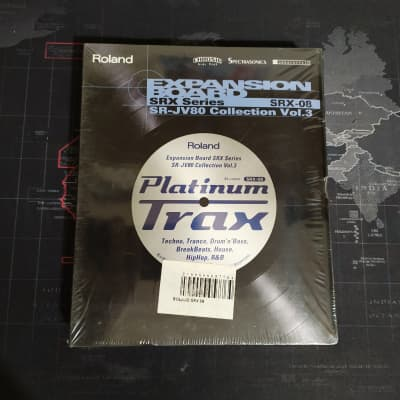 Roland SRX-08 Platinum Trax Expansion Board