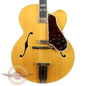 Late 1970s Ibanez 2461 Hollow Body Single Cutaway HH with Arched Spruce Top