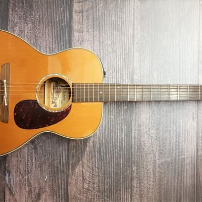 Takamine 2005 Takamine TAN77 Acoustic/Electric w/ Case Cool Tube Preamp Japan for sale