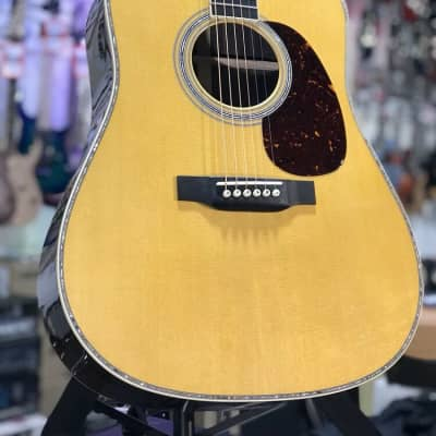 Martin D-41 Re-imagined Natural w/ Rosewood Acoustic Guitar w OHSC +Ship D41