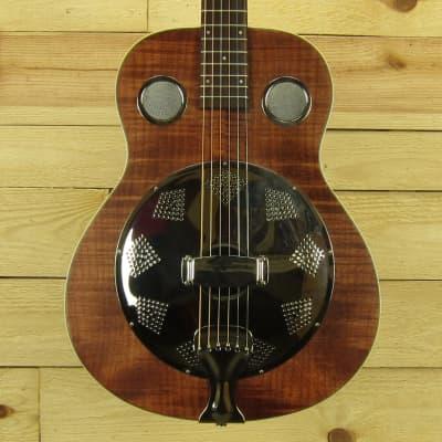 Fender Brown Derby Resonator, Brown Stain