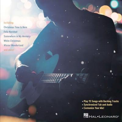 Hal Leonard Deluxe Guitar Play-Along Christmas Songs