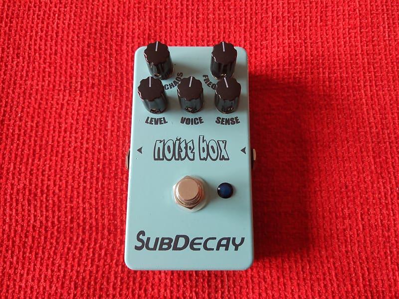 Subdecay Noise Box Harmonic Frequency Generator
