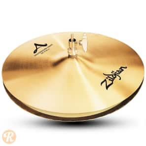 "Zildjian 14"" A Custom Mastersound Hi-Hat Cymbal (Top)"
