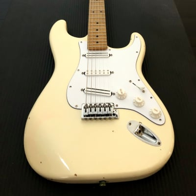 1989 Aria Pro 2 Legend (LST-X)  Stratocaster w/ Seymour Duncan Loaded Dave Murray Sig Pick Guard for sale
