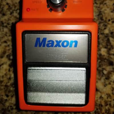 Maxon MAXON PT9 PRO+ OPTICAL PHASER Orange for sale