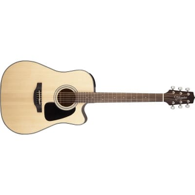 Takamine GD30CE Dreadnought Electro Acoustic, Natural for sale