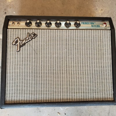 Fender Princeton reverb Silverface  1979 for sale