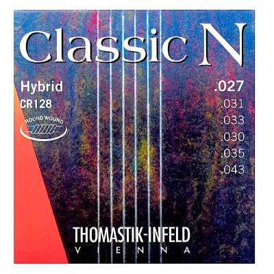 Thomastik Acoustic Guitar Strings Classic N -  CR128