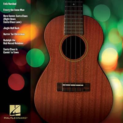 Hal Leonard Ukulele Play Along Vol. 5 - Christmas Songs