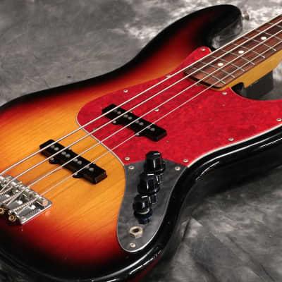 Fender Japan JB62-70US 3-Tone Sunburst (3-Tone Sunburst) S N O010015 -Free Shipping*-0610 for sale