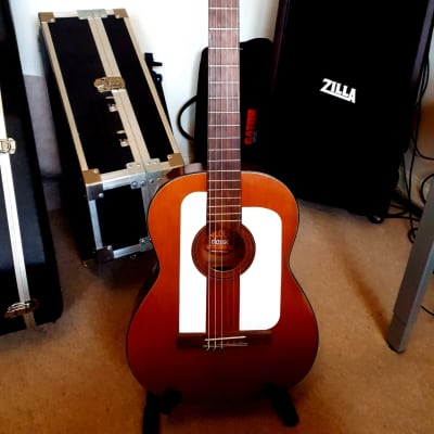 Flamenco Guitar / Spanish Guitar / Classical Guitar 1970 Rose Morris (HIGHLY COLLECTABLE) Open To Of for sale
