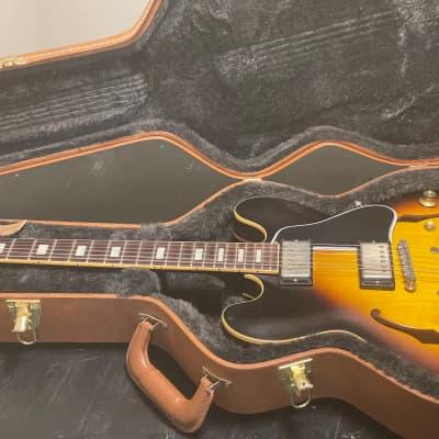 Gibson  ES-335 VOS Anchor Stud  2018 Sunburst for sale