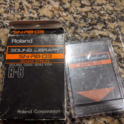 Roland SN-R8-03 Sound Effects