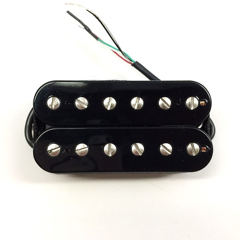 bare knuckle pickups warpig humbucker bridge wide spacing reverb. Black Bedroom Furniture Sets. Home Design Ideas