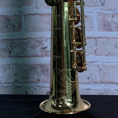 Yanagisawa W01 Soprano Saxophone